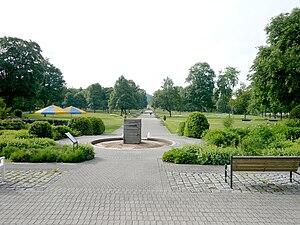 Bad Dürrheim - Bad Dürrheim Spa park