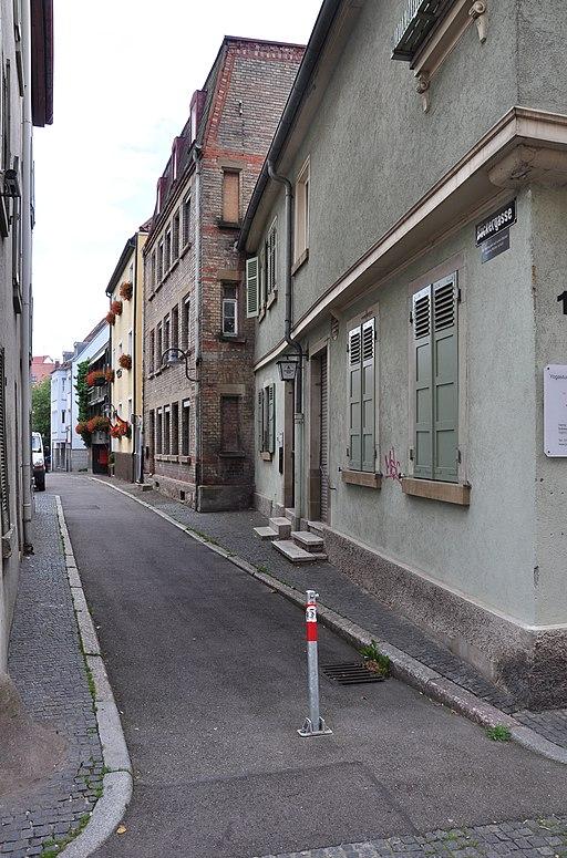 Bad Cannstatt Bäckergasse