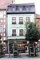 Bad Langensalza, business and residential house on the Kornmarkt.JPG