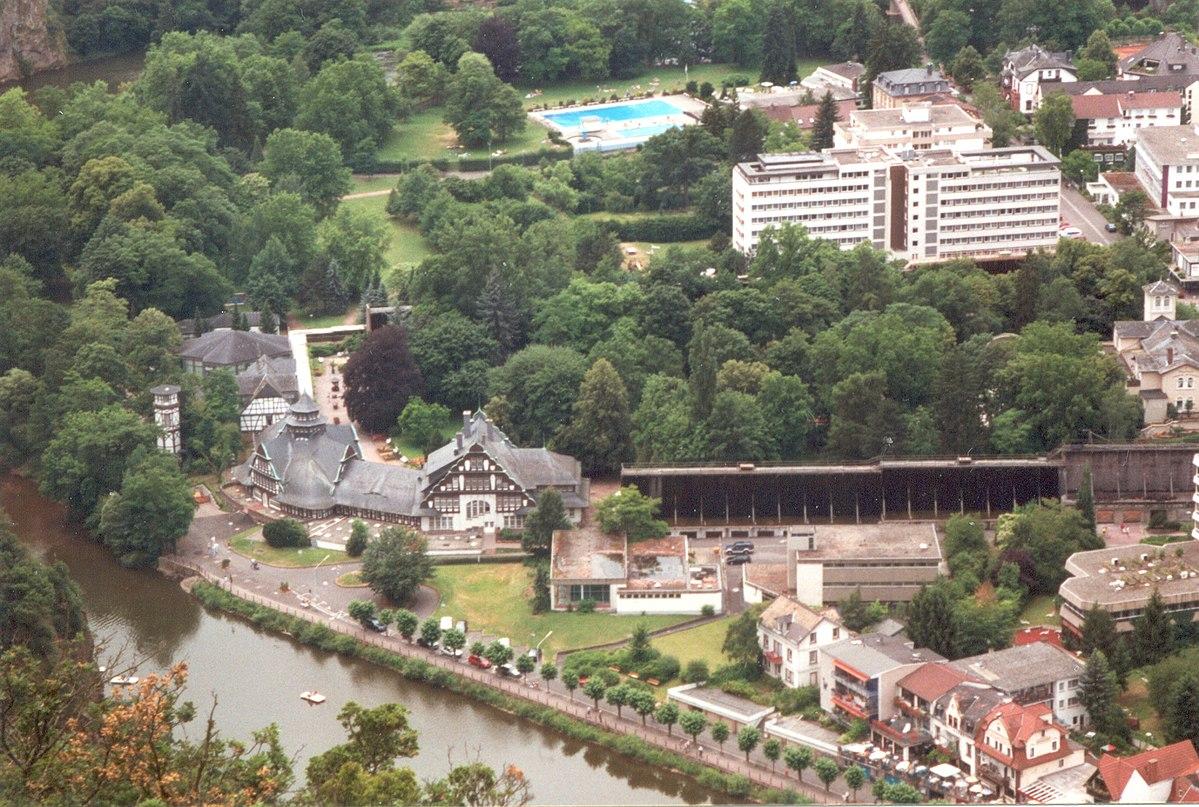 Bad Münster am Stein-Ebernburg - Wikipedia