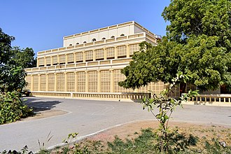 Hyderabad, Sindh - Hyderabad's Badshahi Bungalow was built as the palace of Prince Mir Hassan Ali Khan Talpur in 1863.