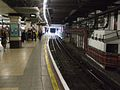Baker Street stn Metropolitan bay platform 4 looking north.JPG