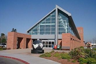 Bakersfield station (Amtrak) - Image: Bakersfield Amtrak Station