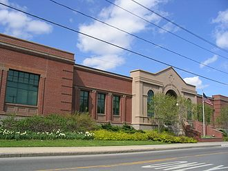Baldwinsville, New York - Baldwinsville Public Library
