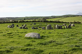 Ballynoe Stone Circle geographical object