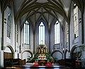 Bamberg Heilig-Grab-Kirche innen Blick in den Chor.jpg