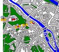 Bamberger Kreuzweg Verlauf.png