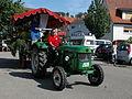 Bammental - Kerweumzug 2014 - Deutz D40-001.JPG