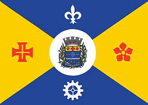 Barueri - Image: Bandeira barueri