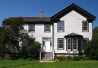 National Register of Historic Places listings in Anoka County, Minnesota - Image: Banfill Tavern