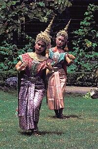 Dance in Thailand - Wikipedia