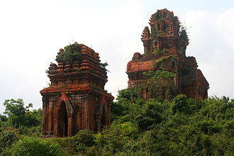 South Central Coast - Banh It Towers, Bình Định Province