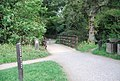 Barden Bridge, Haysden Country Park - geograph.org.uk - 2154357.jpg
