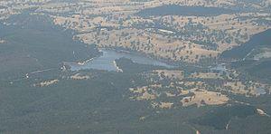 Barossa Reservoir - Image: Barossa reservoir