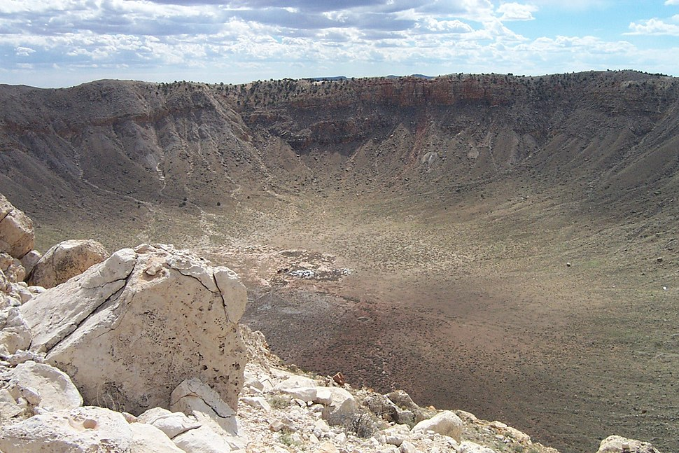 Barringer Crater USGS