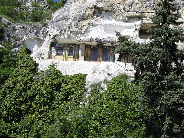 Монастырь Аладжа. Болгария