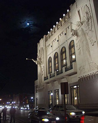 Downtown Fort Worth - Bass Performance Hall