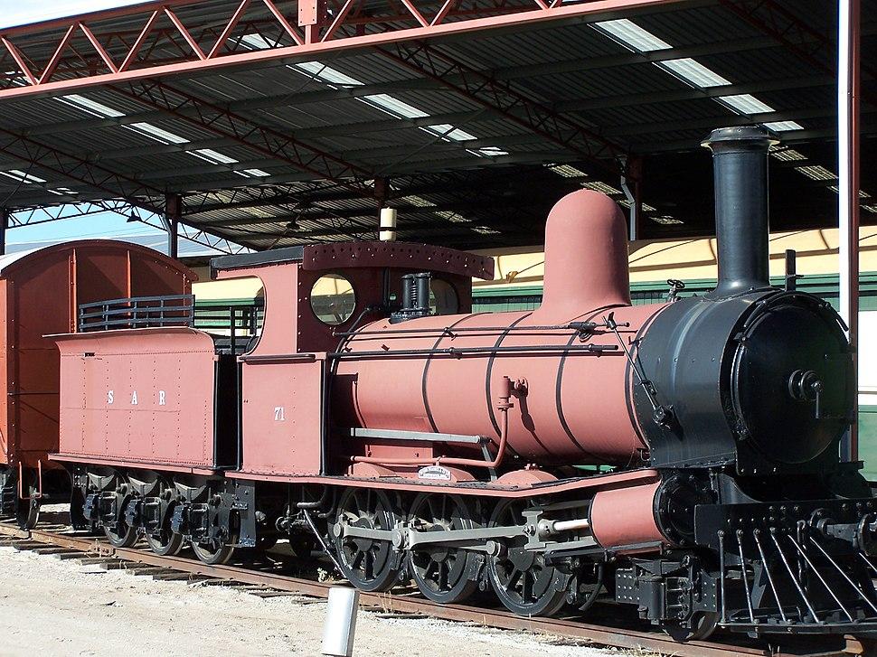 Bassendean rail museum gnangarra 25