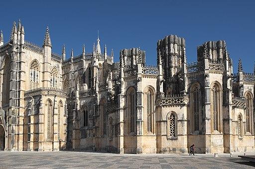 Batalha Klosterkirche (UNESCO-Welterbe in Portugal)