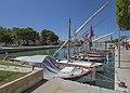 Bateaux au Quai Voltaire, Frontignan, Hérault 01.jpg