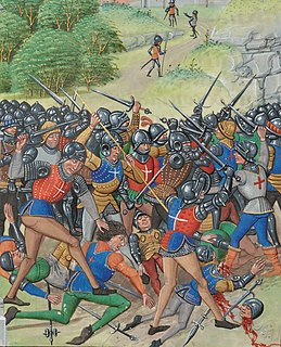 Battle in the Hundred Years