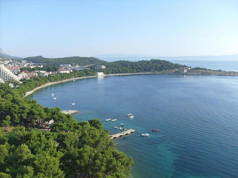 Bay Makarska
