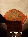 Bayeux (14) Cathédrale Crypte Ange musicien 14.JPG