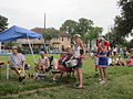 Bayou St John 4th of July Band Break Smiles.JPG