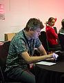Bazonka at Wikimania 2014.jpg