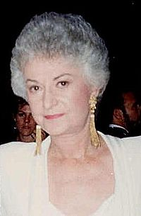 Beatrice Arthur vid Emmy Awards 1987