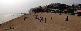 Beach on Gulangyu Island XiamenChina Photo D Ramey Logan.jpg