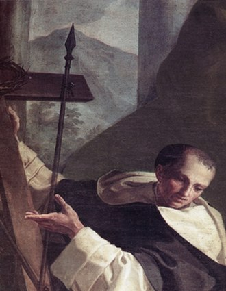 Giovanni Liccio - Painting from 1787 - Francesco Manno.