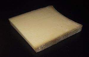 Beaufort cheese - Image: Beaufort