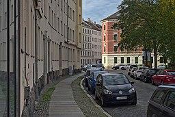 Peilickestraße in Leipzig
