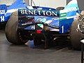 Benetton B195 at Musée National de lAutomobile (1).jpg
