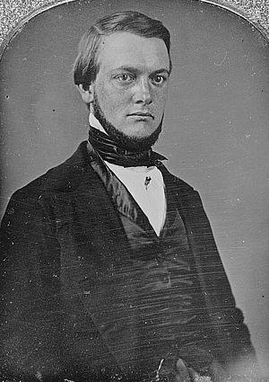 Benjamin Perley Poore - Image: Benjamin Perley Poore, circa 1850