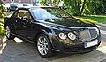 Bentley Continentel GTC 20090529 front.JPG