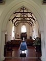 Berden St Nicholas interior - 11 nave from the chancel arch.jpg