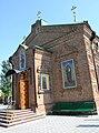 Berdyansk-2017 Shevchenka Str. 30 Old Believers' Church 03 Details (YDS 5175).jpg