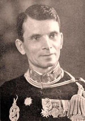Indo people - Gerardus Johannes Berenschot