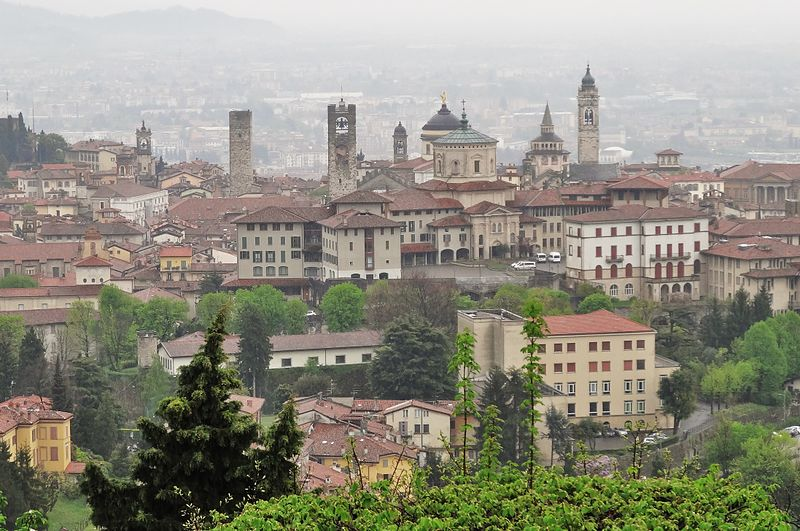 File:Bergamo Città Alta.JPG