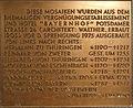 Berlín, Charlottenburg, stanice metra Richard-Wagner-platz, deska.jpg