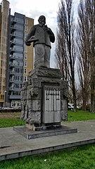 Statue of H.P. Berlage