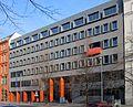Berlin, Mitte, Jaegerstrasse 52-53, Botschaft Belgien 01.jpg