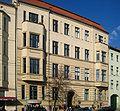 Berlin, Mitte, Oranienburger Strasse 16, Mietshaus.jpg