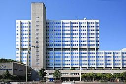 Berlin Schering Building