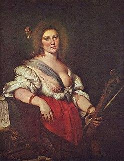 Barbara Strozzi Italian baroque singer and composer