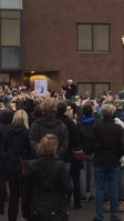 File:Bernie Sanders outdoors in Buffalo, NY - part 1 of 2 - April 11, 2016.webm