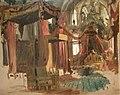 Bertalan Szekely coronation of Franz Josef I in matthias church 1867 IMG 0248.JPG