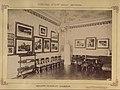 Besztercebányai kerület, Szentantal, Coburg Fülöp herceg kastélya, a bolgár fejedelem szobája. 1895-1899 között. - Fortepan 83369.jpg